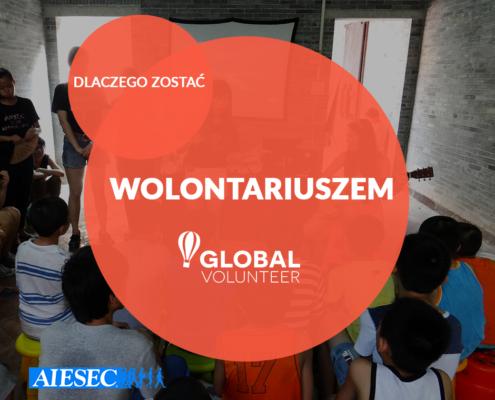 Dlaczego warto zostać międzynarodowym wolontariuszem?