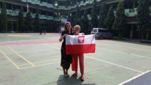 Paulina; 20 lat; wolontariat w Indonezji